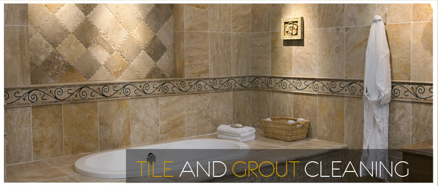 Tile and Grout Cleaning - Sterling Cleaning