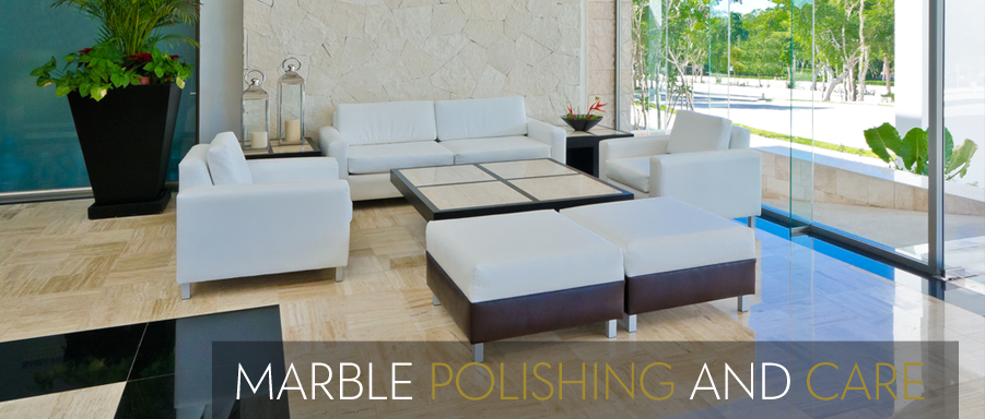 Marble Floor Polishing and Marble Restoration