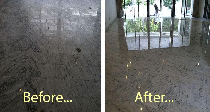Sterling Cleaning Marble Polishing Palm Beach