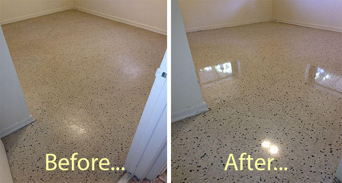 Our marble floor countertop polishing gallery in palm - How to clean old bathroom floor tiles ...