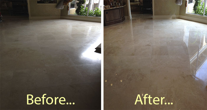 Sterling Cleaning Marble Services Palm Beach