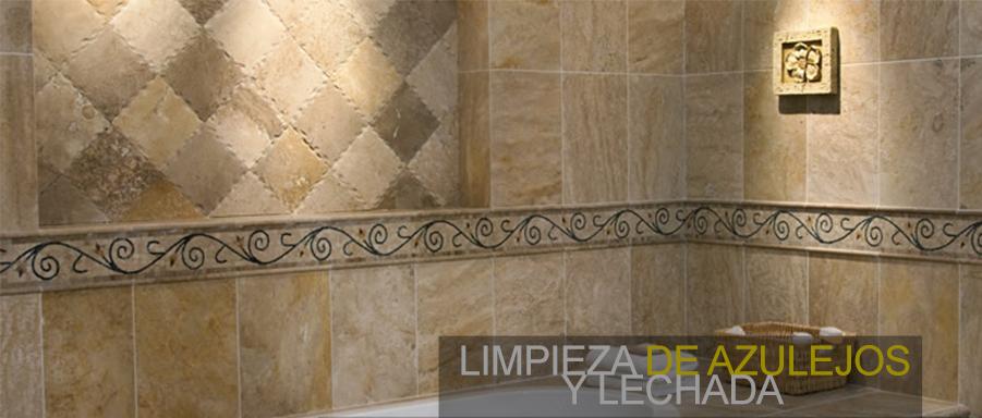 Limpieza de azulejos de cocina y azulejos de ba o palm for Lechada azulejos bano