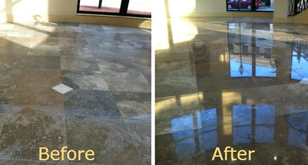 Customer Testimonials -Sterling Cleaning Marble Polishing Palm Beach