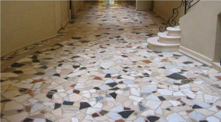 Terrazzo Floor Restoration Near Me Now In Palm Beach Gardens